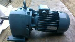 The motor - reducer cylindrical 1MTs2S 100