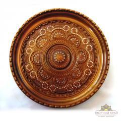 Sugar bowl wooden