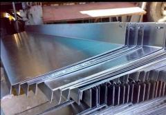 Flooring pometny BKN-3.01.401 L=1835