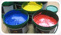 Plastizolny paint textile PLW - series (Color Way,