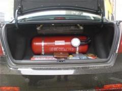 Автомобильное газовое оборудование.