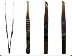 Instrumentos para salones de belleza