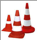 The cone is road