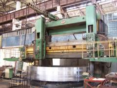 Rotary lathes Vertical Turret Lathe