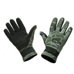 Gloves of Picasso AMARA GREEN 2,5mm Glove of river