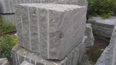 Blocks granite Tanskiye 1 gr.