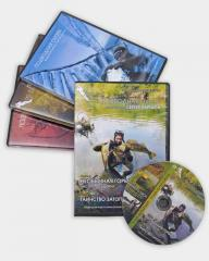 SPEARFISHING of the Book, DVD movies, DVD