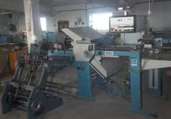 Folding machine MBO T52/4X
