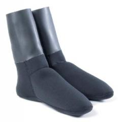 The Omer socks two-duplicated 5mm with cuffs of