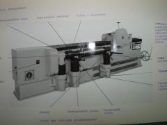 Polishing PLAMAG machine (GERMANY)