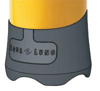 ДАЙВИНГ баллоны  баллоны (аксесуары) Башмак для баллона 15-18 лит.NEW Aqua Lung