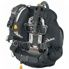 DIVING compensators ICARO Compensator of river of