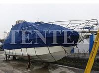 Тент транспортировочный на катер от 7 метров от