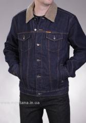 Куртки мужские, Джинсовая куртка Арт: 12061