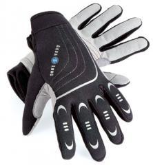 ДАЙВИНГ  перчатки Перчатки с кожей ADMIRAL I I (2 mm) р.XS-XXL Aqua Lung