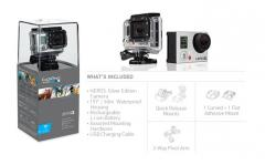 КАМЕРЫ И НАВИГАТОРЫ GoPro HERO 3 Silver Edition