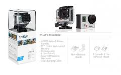 КАМЕРЫ И НАВИГАТОРЫ GoPro HERO 3 White Edition