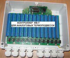 Controller MB1-T thermoconverter