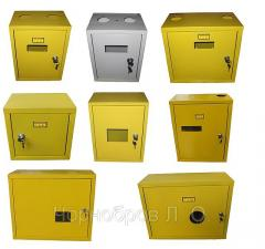 Ящики для счётчиков газа