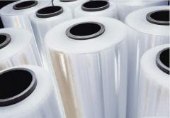 Production and sale of the polymeric film for