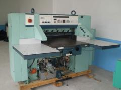 One-knife cutting machine Perfecta Seipa 92