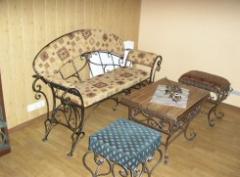 Мебель кованая Изделия кованые И-03