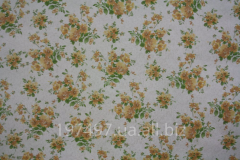 "Wall-paper paper simple imprinted ""Chintz"