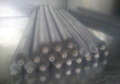 Shaft tubular obn 1.07.220-1 L=1180mm OBN-1