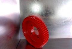 Gear wheel of drive station Z=56OBN-1