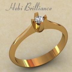 Кольца с бриллиантами. Помолвочные кольца