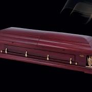 Элитный гроб «Канада с ангелами»