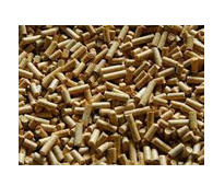 Wood pellets from the producer