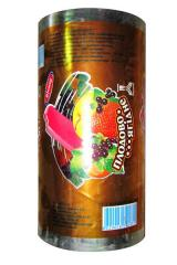 Special paints on packaging for ice cream