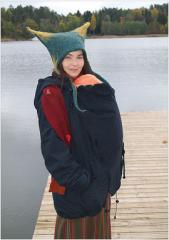 Slingoodezhda MaM Babywearing Coat winter