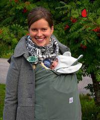 Slingoodezhda MaM Multi Babywearing Cover/Footmuff