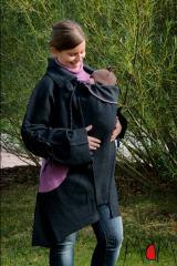 Slingoodezhda MaM Wool Babywearing Dickey - the