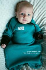 MaM kidswear of Udlinnyayushchiysya a sleeping bag