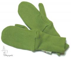 Mitten MaM ManyMonths kidswear from a double layer