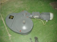 Lock vacuum electromechanical 2ZVE