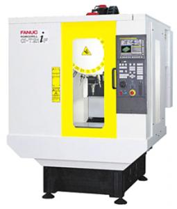 Станок сверлильно-фрезерный Fanuc Robodrill модели α-T21i Fsb, α-T14i Fsb,  α-T21i Fs, α-T14i Fs, α-T21i Flb, α-T14iFlb высокоскоростной с ЧПУ на базе технологий искусственного интеллекта.