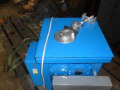 The machine for cold forging - the Snail