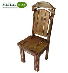 The made old furniture production,