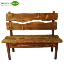 Artificially made old furniture
