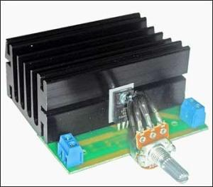 BM071 power regulator