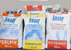 Dry construction mixes Knauf