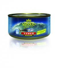 Tuna in oil / in own MIKADO juice