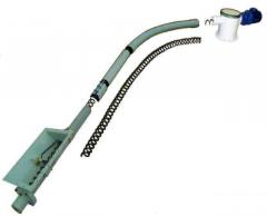 Conveyor screw (shnekovy)