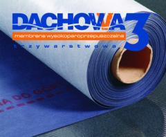 Гидроизоляционная пленка Dachowa 3 Marma