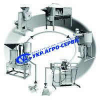 Universal complex for production of grain and