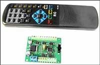 Remote control on IK-beams (RC5) KIT BM8040